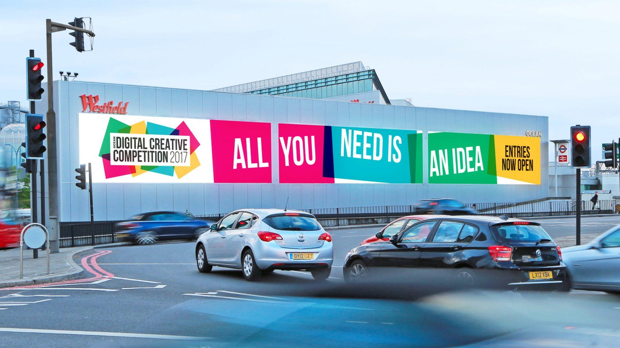 Seeking Bold Ideas for the 8th Annual Digital Creative